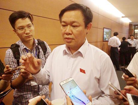 Pho Thu tuong Vuong Dinh Hue: Khong de nghia vu tra no cho doi sau - Anh 1