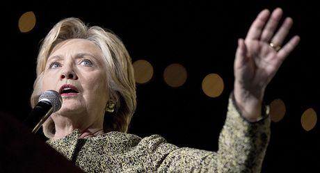 Trung Quoc e ngai Hillary Clinton thanh tong thong My - Anh 1