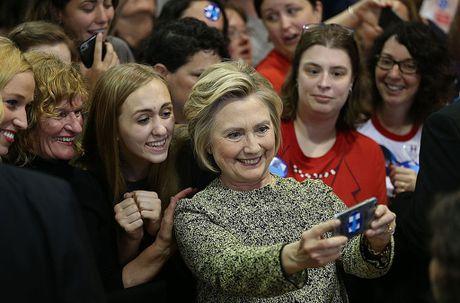 Trung Quoc e ngai Hillary Clinton thanh tong thong My - Anh 2
