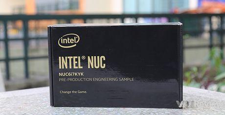 Trai nghiem Intel NUC NUC6i7KYK: May tinh mini danh cho game thu - Anh 1