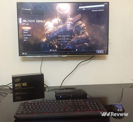 Trai nghiem Intel NUC NUC6i7KYK: May tinh mini danh cho game thu - Anh 21
