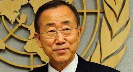 Ong Ban Ki-moon se tham gia tranh cu Tong thong Han Quoc? - Anh 1