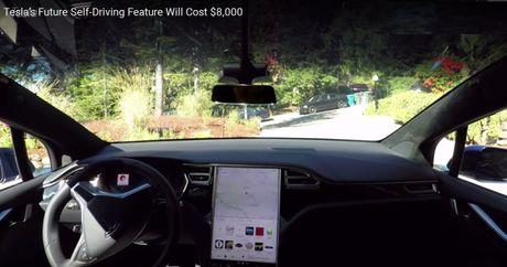 Tesla Motor de xuat che tao xe tu dong gia 8.000 USD (video) - Anh 1