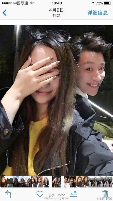 Ro ri anh rieng tu cua my nam bac menh Kieu Nham Luong va ban gai tin don - Anh 1