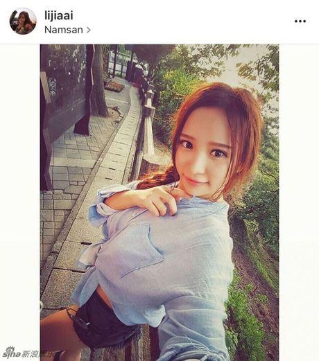 Ro ri anh rieng tu cua my nam bac menh Kieu Nham Luong va ban gai tin don - Anh 5