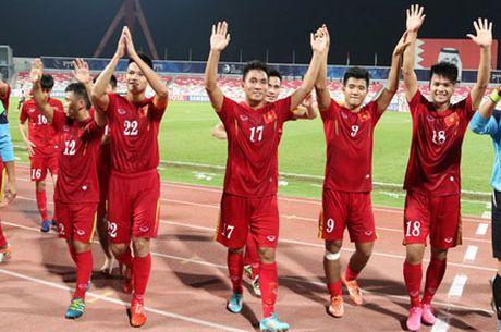 Giac mo World Cup U.20 - Anh 1