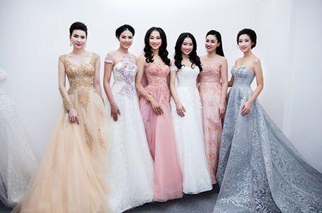 Hoa hau My Linh khoe nhan sac khong kem canh Ngoc Han, Thuy Van - Anh 6