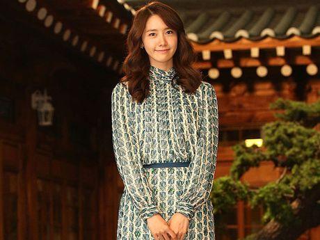 Ro tin YoonA (SNSD) sang Viet Nam vao thang 2.2017 - Anh 1