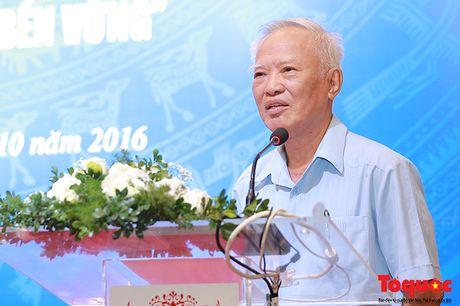Nguyen pho Thu tuong Vu Khoan: Nhan dien duoc the manh thi moi lam duoc van hoa - Anh 1