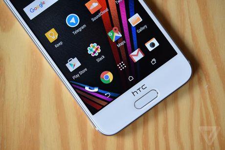 Vi sao Google nen thon tinh HTC? - Anh 1