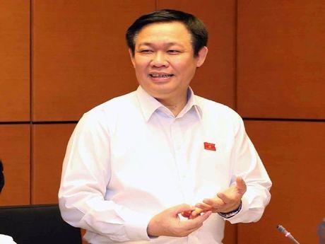 PTT Vuong Dinh Hue: Dut khoat khong noi tran no cong - Anh 1
