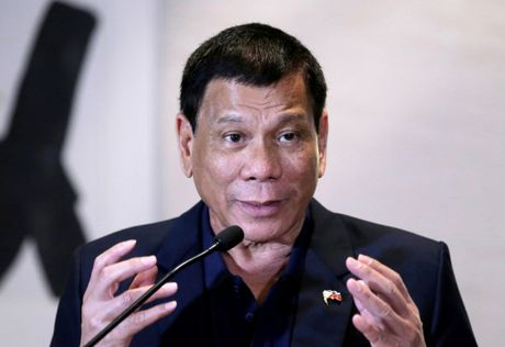 Roi Trung Quoc, ong Duterte lai noi can My - Anh 2