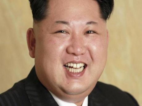 Ong Kim Jong-un van uong ruou va tang can deu - Anh 1
