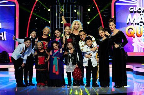 Hoai Linh che thi sinh gia Ho Ngoc Ha giong Ho Quynh Huong - Anh 15