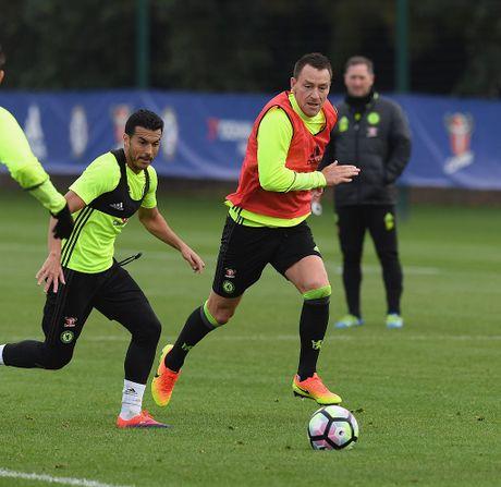 Don Terry tro lai, Conte san sang doi dau Mourinho - Anh 3