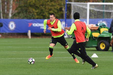 Don Terry tro lai, Conte san sang doi dau Mourinho - Anh 4