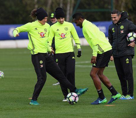 Don Terry tro lai, Conte san sang doi dau Mourinho - Anh 7