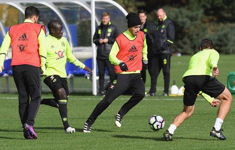 Don Terry tro lai, Conte san sang doi dau Mourinho - Anh 8