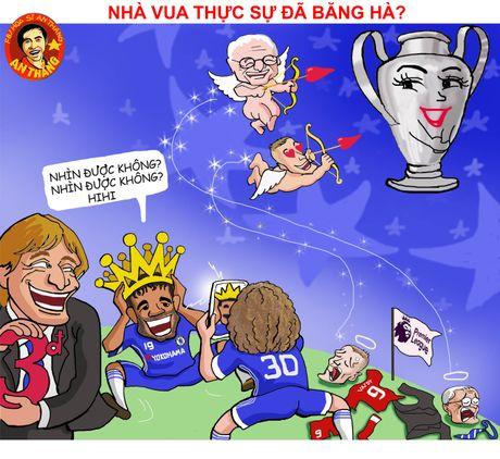 Hi hoa Mourinho dung xe bus, gia cuop doa Guardiola - Anh 4