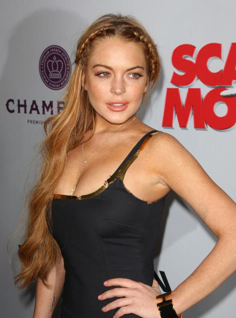 Lindsay Lohan tung thieu, no tien thue nha suot nua nam - Anh 2
