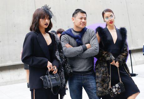 Mai Ngo lo nhuoc diem tai Seoul Fashion Week - Anh 9