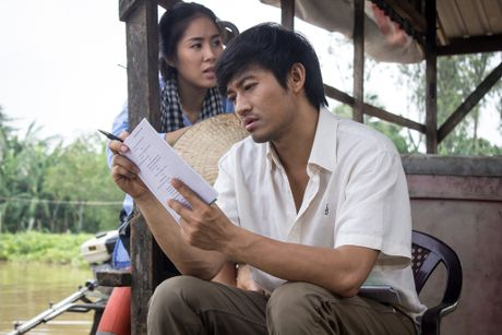 Quy Binh: 'Duyen cua toi va Le Phuong chi o tren man anh' - Anh 1