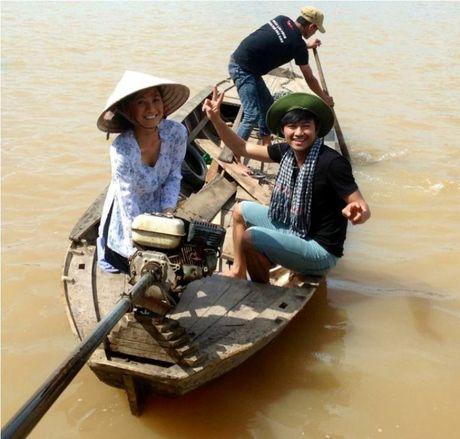 Quy Binh: 'Duyen cua toi va Le Phuong chi o tren man anh' - Anh 2