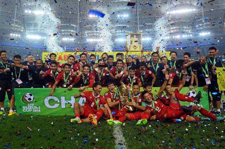 Thai Lan mang luc luong cuc manh toi AFF Cup - Anh 1