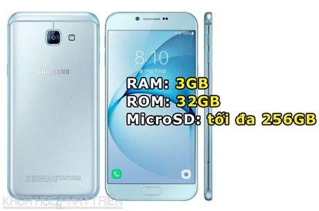 Chiem nguong ve dep tuyet my cua Samsung Galaxy A8 2016 - Anh 2