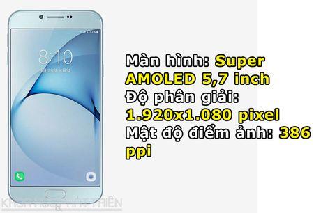 Chiem nguong ve dep tuyet my cua Samsung Galaxy A8 2016 - Anh 5