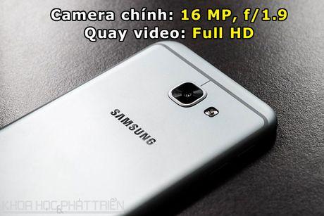 Chiem nguong ve dep tuyet my cua Samsung Galaxy A8 2016 - Anh 6