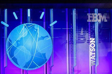 IBM trien khai cong nghe Watson chong ung thu - Anh 1