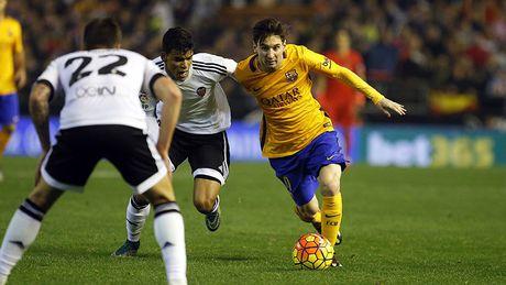 Keo Liga 22/10: Ngay Messi 'ganh team' - Anh 2