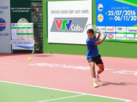 Tennis ngay 22/10: Ly Hoang Nam dung buoc tai F7 Futures - Anh 4