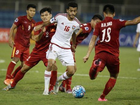 U19 Viet Nam: Khong an 3 trieu/ngay van vao tu ket giai chau A - Anh 1