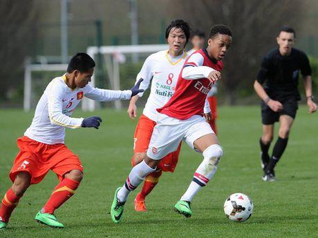 U19 Viet Nam: Khong an 3 trieu/ngay van vao tu ket giai chau A - Anh 2