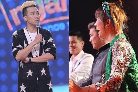 Tran Thanh tu lam xau mat minh khi hoi Dam Vinh Hung ve nguoi thu 3 - Anh 1