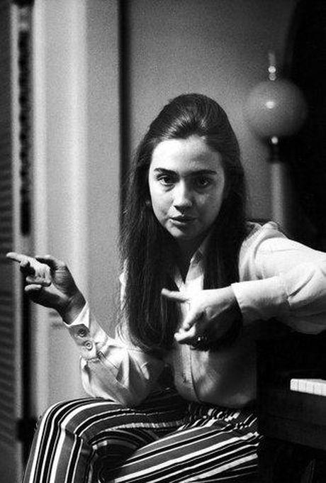 Mai toc dac biet cua ba Hillary Clinton tu thoi nu sinh cho den ung cu vien Tong thong - Anh 2