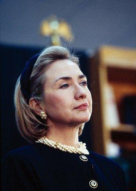 Mai toc dac biet cua ba Hillary Clinton tu thoi nu sinh cho den ung cu vien Tong thong - Anh 3