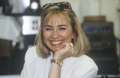 Mai toc dac biet cua ba Hillary Clinton tu thoi nu sinh cho den ung cu vien Tong thong - Anh 4