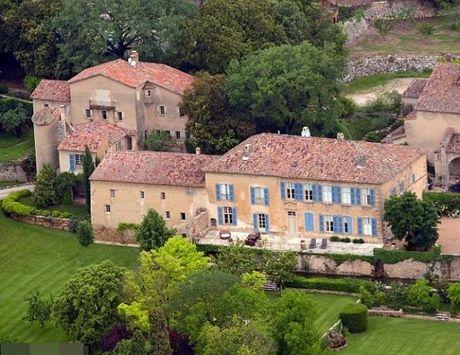 Vo chong Brad Pitt rao ban khu biet thu Chateau Miraval vi muon xoa het dau xua tich cu? - Anh 4