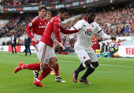 Arsenal – Middlesbrough: Danh chiem ngoi dau - Anh 2