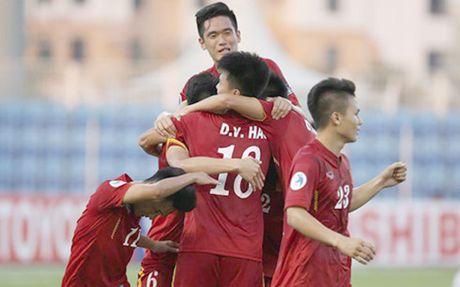 Chiem nguong nhung ban thang dep cua U19 Viet Nam tai VCK U19 chau A - Anh 1
