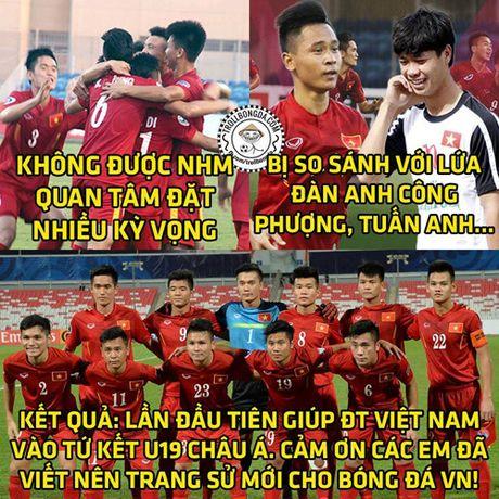 Biem hoa 24h: Dai gia chau luc 'hit khoi' U19 Viet Nam - Anh 2