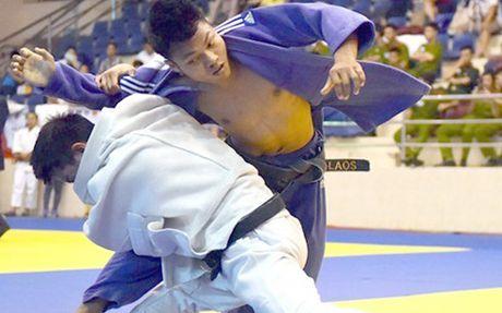 Sap khoi tranh Giai judo quoc te Viet Nam 2016 - Anh 1