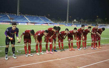 Chum anh: Nhung khoanh khac an tuong cua U19 Viet Nam o VCK U19 chau A - Anh 3