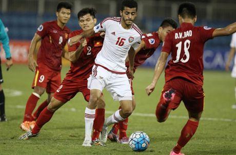 Chum anh: Nhung khoanh khac an tuong cua U19 Viet Nam o VCK U19 chau A - Anh 4
