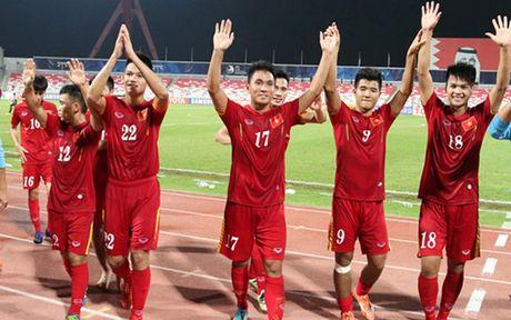 Chum anh: Nhung khoanh khac an tuong cua U19 Viet Nam o VCK U19 chau A - Anh 7