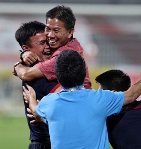 Chum anh: Nhung khoanh khac an tuong cua U19 Viet Nam o VCK U19 chau A - Anh 8
