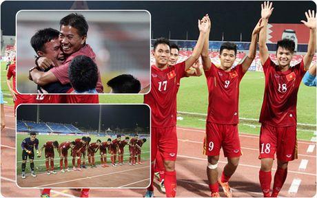 Chum anh: Nhung khoanh khac an tuong cua U19 Viet Nam o VCK U19 chau A - Anh 9